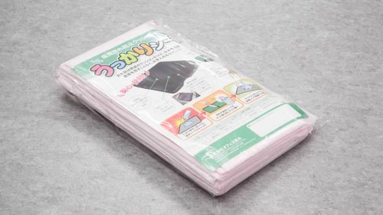 補充用吸水シートセット ¥500+税